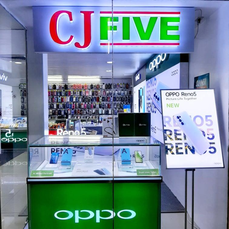 CJ Five