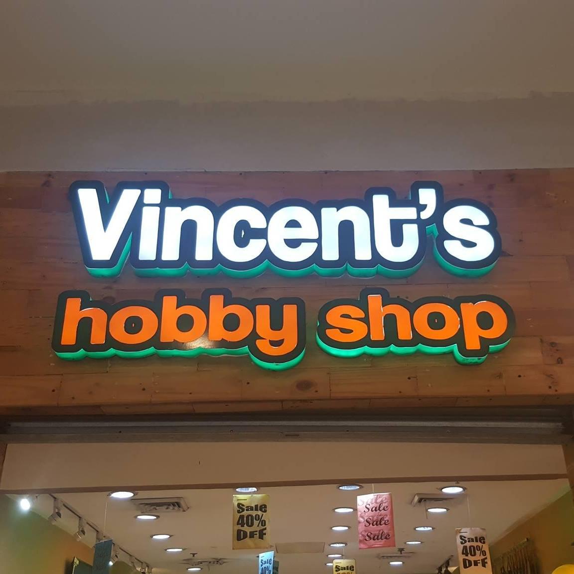 Vincent Hobby Shop