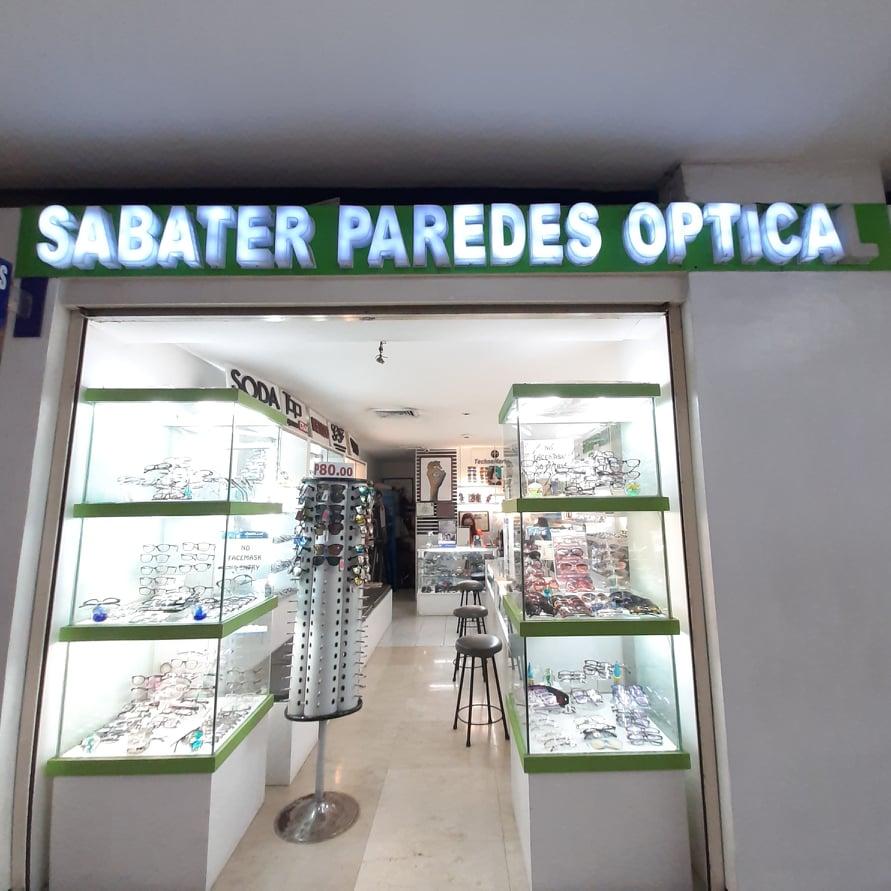 Sabater Paredes Optical