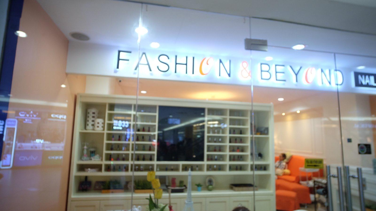 Fashion & Beyond Nail Spa