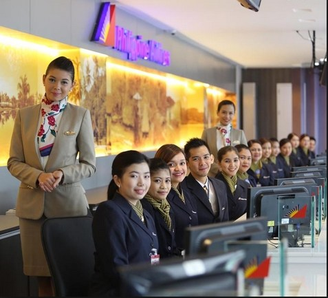 Philippine Airlines Ticketing Office